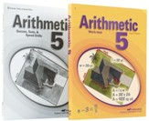 Abeka Grade 5 Homeschool Child  Arithmetic Kit