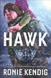 Hawk, Quiet Professionals Series #2