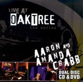 Aaron & Amanda Crabb: Live at Oak Tree DVD+CD
