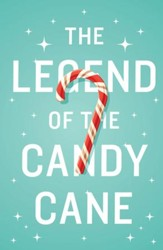 The Legend of the Candy Cane (2016) (ESV), Pack of 25 Tracts