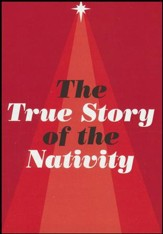 The True Story of the Nativity (ESV), Pack of 25 Tracts