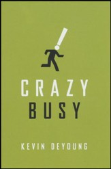 Crazy Busy (ESV), Pack of 25 Tracts