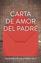 Carta de Amor del Padre, Paquete de 25  (Father's Love Letter, Pack of 25)