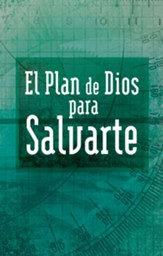 El plan de Dios para salvarte, paquete de 10 folletos  (God's Plan to Save You, Pack of 10 Booklets)