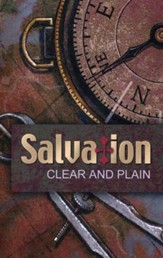 Salvation Clear and Plain, Pack of 10 Booklets