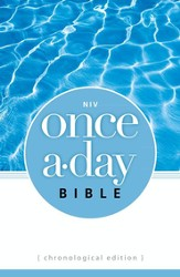 NIV Once-A-Day Bible: Chronological Edition - eBook
