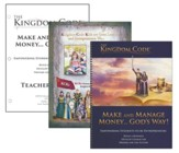 The Kingdom Code: Make and Manage  Money...God's Way!  Empowering Student to be Entrepreneurs Complete Starter Kit