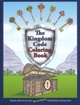 The Kingdom Code: Make and Manage  Money...God's Way!  Empowering Student to be Entrepreneurs Coloring Book