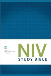 NIV Study Bible - eBook
