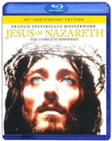 Jesus of Nazareth: The Complete Miniseries - 40th Anniversary Edition, Blu-Ray edition
