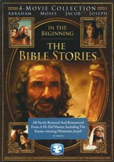 The Bible Stories:In the Beginning (Abraham, Moses,  Jacob, and Joseph)