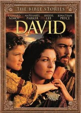 The Bible Stories: David, DVD