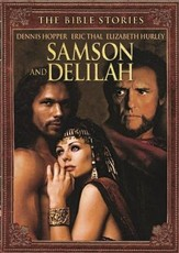 The Bible Stories: Samson & Delilah, DVD