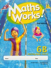 Math Works Activity Book 6B2