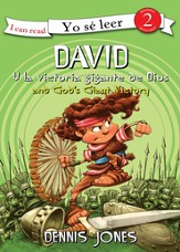 David y la victoria gigante de Dios/David and God's Giant Victory - eBook