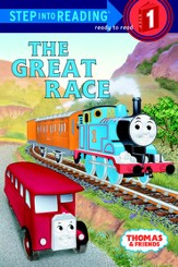 The Great Race (Thomas and Friends) - eBook