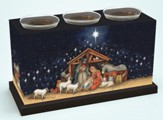 Holy Family Votive Box