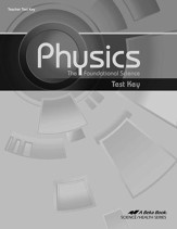 Abeka Physics: The Foundational Science Test Key