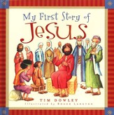 My First Story of Jesus - eBook