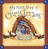 My First Story of Christmas - eBook