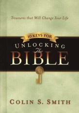Ten Keys for Unlocking the Bible - eBook