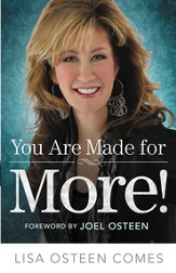 You Are Made for More!: Spiritual Inspiration and Advice for Building a Better Life - eBook