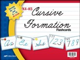 Abeka K4-K5 Cursive Formation Flashcards (26 cards)