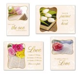 United In Love Wedding Cards, Box of 12