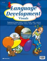 Abeka Language Development Visuals (76 Visuals)