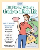 The Frugal Woman's Guide to a Rich Life - eBook