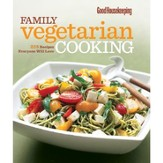 Good Housekeeping Family Vegetarian Cookbook