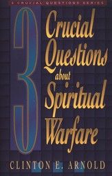 3 Crucial Questions about Spiritual Warfare - eBook