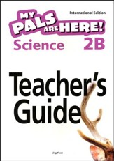 MPH Science International Edition Teacher Guide 2B