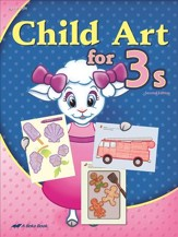 Abeka Child Art for 3s, Second Edition