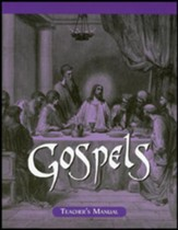 Gospels Homeschool Teacher's Manual Enhanced CD