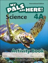 MPH Science International Edition  Activity Book 4A