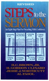 Steps to the Sermon - eBook