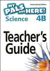 MPH Science International Edition Teacher Guide 4B