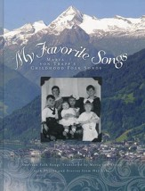 My Favorite Songs, Maria Von Trapp's Childhood Folk Songs
