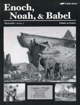 Enoch/Noah/Babel Extra Lesson Guide