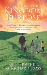 Parenting with Kingdom Purpose - eBook