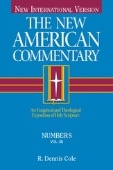 Numbers: New American Commentary [NAC] -eBook