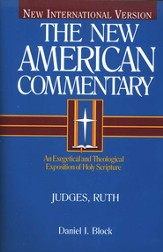 Judges, Ruth: New American Commentary [NAC] -eBook