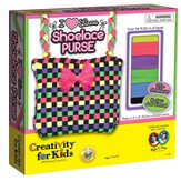 I Love Laces, Shoelace Purse Kit