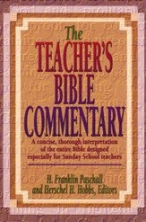 The Teacher's Bible Commentary - eBook