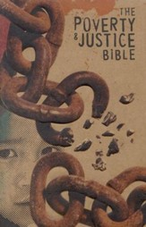 The Poverty and Justice Bible, CEV