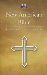 New American Bible Revised Edition, Paperback - Slightly Imperfect