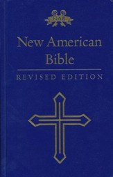 New American Bible Revised Edition, Hardcover - Slightly Imperfect