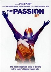 The Passion: Live, DVD