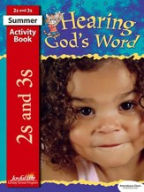 Hearing God's Word (ages 2 & 3) Activity Book